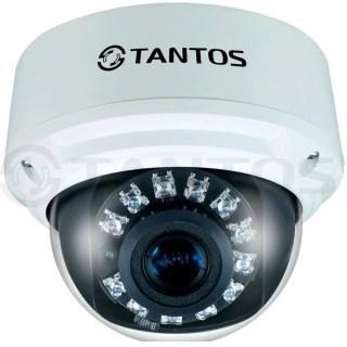 IP камера купольная TSi-DV311V (3.3-12)