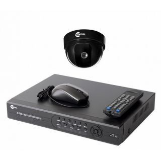 Установка ip видеонаблюдения на 1 камеру IP 720P