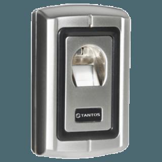 Автономный биометрический контроллер со считывателем карт EM-marine TS-RDR-Bio 1