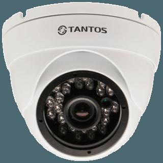 IP камера купольная Tsi-EBLe2F   3.6mm