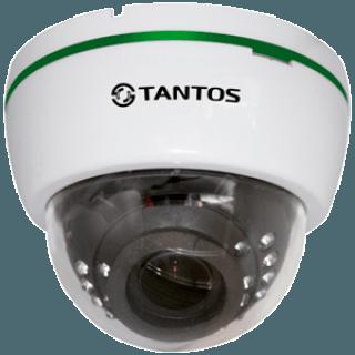 IP камера купольная Tsi-Dle2VPA   2.8-12mm
