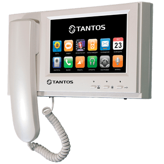 Видеодомофон Tantos LOKI +