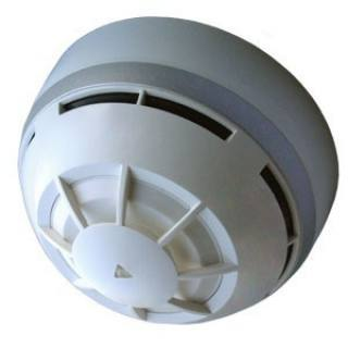 Извещатель дымо-тепловой радиоканальный Стрелец Аврора-ДТР