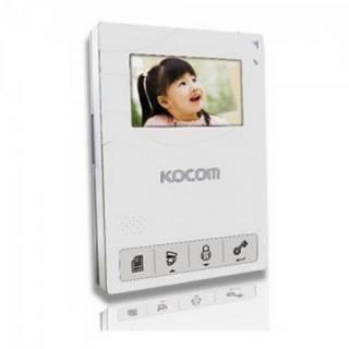 Видеодомофон KCV-434SD белый