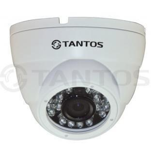 IP камера купольная TSi-Dle1F