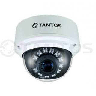 IP камера купольная TSi-DV451V (3-12)